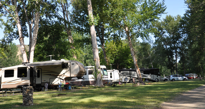 Riverbend RV Resort Rates